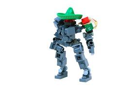 El Robot de México photo by Cam M.