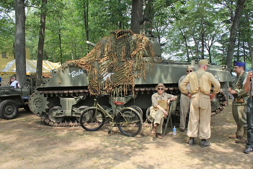 WWI Military Expo
