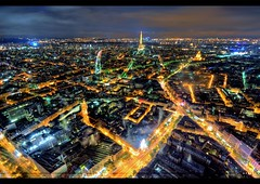 ☞ Montparnasse ☜ (Viewed on HDR Labs) photo by Haaghun - Follow me on Facebook
