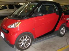 My smart car rental