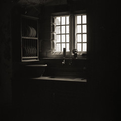 Scullery, Holy Island Castle photo by oceanheadted