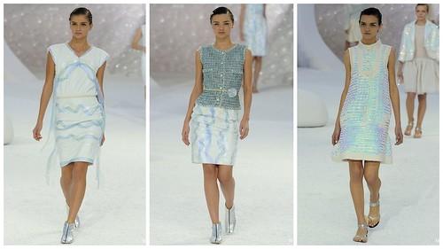 2012 Chanel 春夏巴黎時裝週4