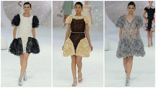 2012 Chanel 春夏巴黎時裝週