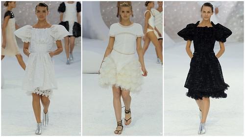 2012 Chanel 春夏巴黎時裝週2