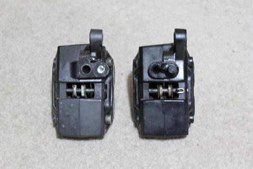 GS Caliper Repair