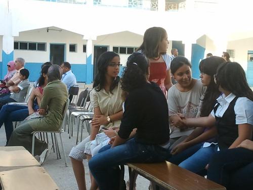 Les élèves