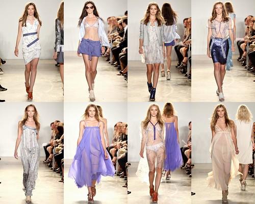 Thakoon 2011春夏紐約時裝週1