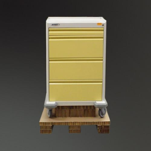Alternative wood pallets | Hexacomb Pallets | Paper Pallets