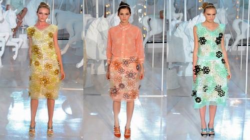 2012 Louis Vuitton 春夏巴黎時裝週9