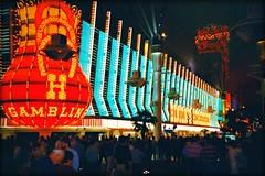 Binion's Horse Shoe - Freemont St. Downtown Las Vegas 1999 photo by steviep187