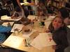 """Atelier """"l'image qui parle"""" avec Bérengère Collas 5/10/11"""