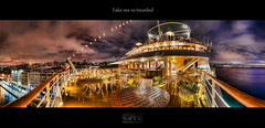Take me to Istanbul (HDR Panorama) photo by farbspiel