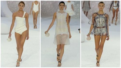 2012 Chanel 春夏巴黎時裝週5