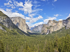 Yosemite Valley - Tunnel View photo by x-ray tech