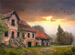 """Almost"" abandoned ... photo by Jean-Michel Priaux"