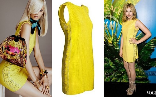 Versace For H&M2011秋冬聯名商品1