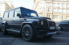 Mansory Mercedes-Benz G-Couture photo by Pasha Agatov