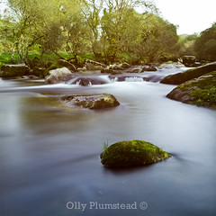 Dartmoor's Silky River photo by Olly Plumstead