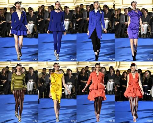 Thakoon 2011秋冬紐約時裝周1
