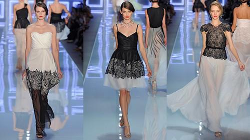 2012 Christian Dior 春夏巴黎時裝周