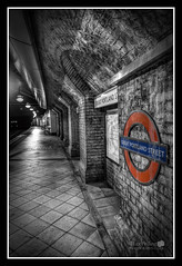 Great Portland Street Underground (Explored) photo by LeePellingPhotography.co.uk