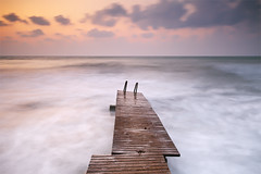 Little Pier at Sunrise photo by DavidFrutos