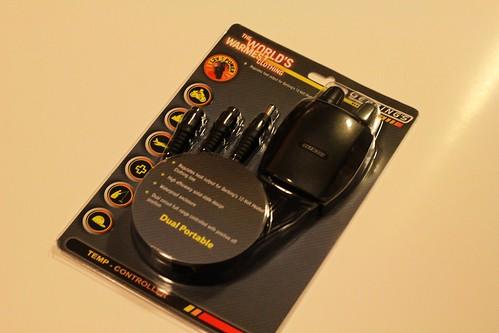 Gerbing Dual Temp Controller