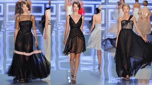 2012 Christian Dior 春夏巴黎時裝周3