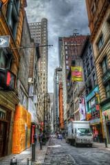 Street in NYC photo by navarob