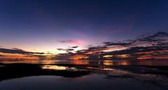 Maldives Sunset photo by Adam Karnacz