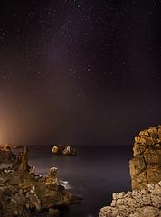 Noche estrellada (Liencres) photo by ZenonZ