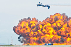 2011 Quonset Airshow with the Blue Angels photo by .James Brian Clark