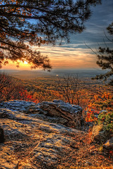 Shenandoah Day's End  ~Explore~ photo by Tom Lussier Photography