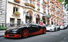 Bugatti 16.4 Veyron Supersport WRE... [On Explore !] photo by BenjiAuto (Ratet B. Photographie)