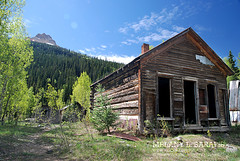 Ironton, Colorado (haunted ghost town) photo by Mel :-)