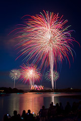 Magic Kingdom - Happy Fourth of July photo by Jeff Krause Photography