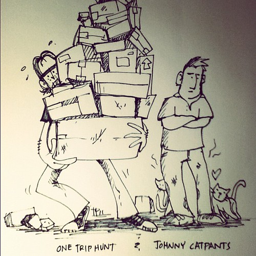 One Trip Hunt & Johnny Catpants #30characters #13 #14