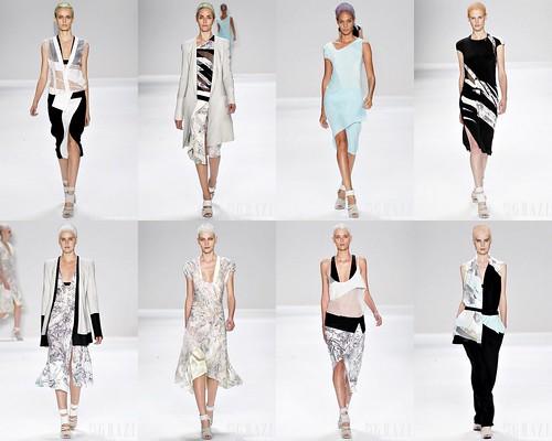 Narciso Rodriguez 2012春夏時裝周