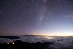 來去山上看銀河 The Milky Way photo by samyaoo