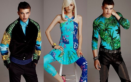 Versace For H&M2011秋冬聯名商品8