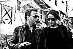 04:37 PM - In The Street - Agent Jack explains to Agent Tulip that an old friend, a squadron leader, will certainly be helpful to locate the target photo by aminefassi