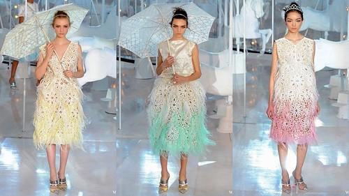 2012 Louis Vuitton 春夏巴黎時裝週11