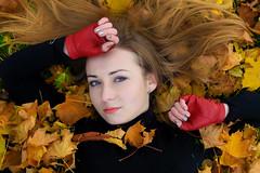 let's talk autumn photo by Elisa Ursalas