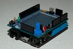 Maker Shield on Netduino Plus