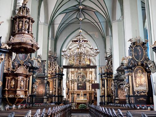 St Nicholas' Church - Gdansk