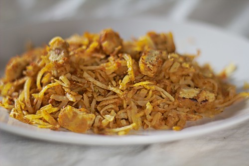 Spicy Hashbrowns