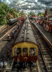 Bewdley station photo by runman555