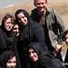 Иран - эх, девчонки ... ))