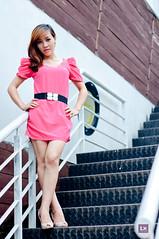 Model: Con gái họ Mai photo by Lizxu+