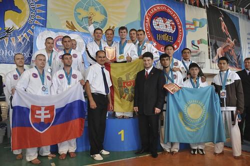 Campionatul Taekwon-Do Almata 2010